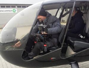 Arbeidsprøver_Klar for filming av oljerigg